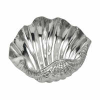 Aluminum Giant Clam Bowl
