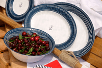 Anchor Cobalt Dinnerware Collection