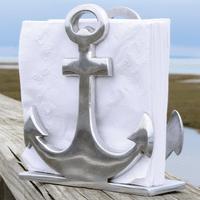 Anchor Napkin Holder - BACKORDERED UNTIL 4/23/2021