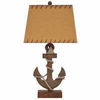 Anchor & Rope Table Lamp