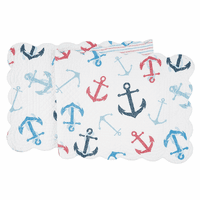 Anchored at Sea Table Runner