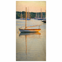 Anchored Indoor/Outdoor Canvas Art