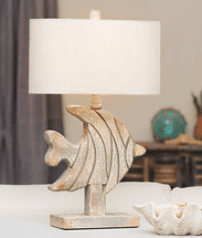 Angelfish Table Lamp - OVERSTOCK