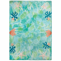 Anguilla Coral Rug Collection