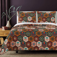 Annika 2 Pc Quilt Set - Twin