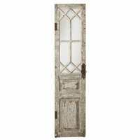 Antique Door Wall Mirror
