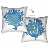 Aquamarine Pillow