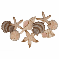 Array of Shells Wall Art - OVERSTOCK