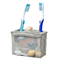 At the Beach Toothbrush Holder - CLEARANCE