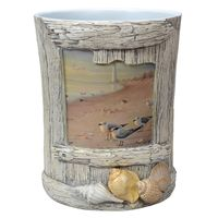 At the Beach Wastebasket - CLEARANCE