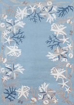 Atlantis Coral Reef Rug Collection