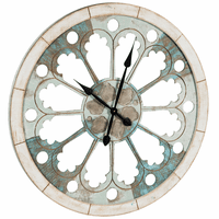 Atlantis Wall Clock