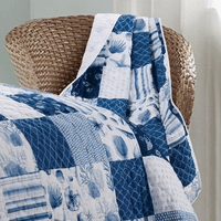 Azure Bay Throw
