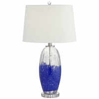 Azure Waters Table Lamp