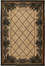 Bahama Lattice Rug Collection