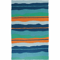 Bahama Stripe Indoor/Outdoor Rug Collection