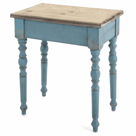 Bahari Wooden Accent Table