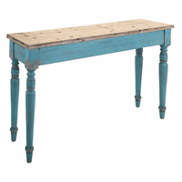 Bahari Wooden Console Table