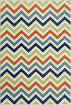 Baja Chevron Multi Rug Collection