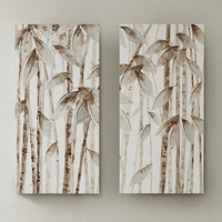 Bamboo Field Wall Art