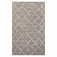 Baroque Hampton Nickel Rug Collection