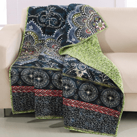 Batik Night Throw