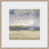 Bay Landscape I Canvas Art