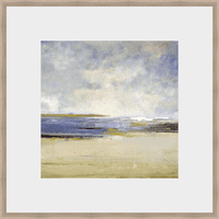 Bay Landscape II Canvas Art