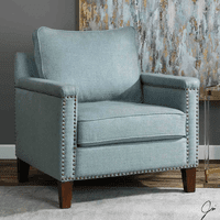 Bay Mist Accent Chair