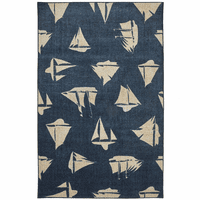 Bay Schooners Rug Collection