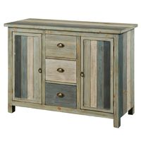 Bayside Cabinet with 3 Drawers and 2 Doors