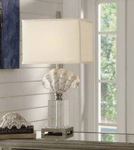Bayside Oyster Table Lamp