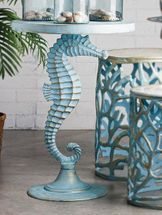 Bayside Seahorse Table - OUT OF STOCK