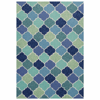 Bayside Siren Indoor/Outdoor Rug Collection