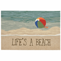 Beach Ball Indoor/Outdoor Rug Collection