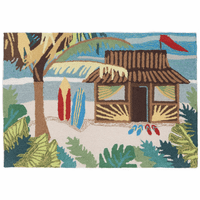 Beach Bungalow Indoor/Outdoor Rug Collection
