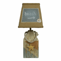 Beach Buoy Table Lamp
