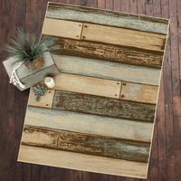 Beach Dock Rug Collection