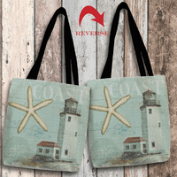 Beach House II Tote Bag