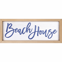 Beach House Wall Art