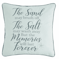 Beach Memories Pillow