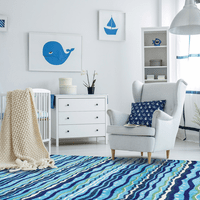 Beach Ripples Rug Collection