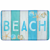 Beach Stripes Comfort Mat - CLEARANCE