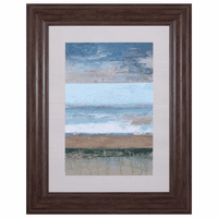 Beachscape I Framed Art