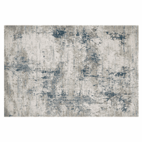 Beachscape Ivory Blue Rug Collection