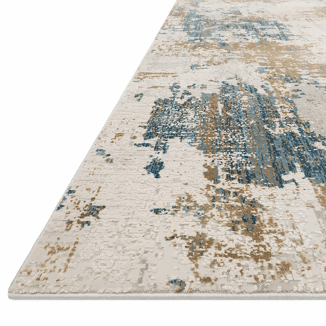 Beachscape Ivory & Gold Rug - 12 x 15