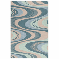 Beachside Waves Rug Collection