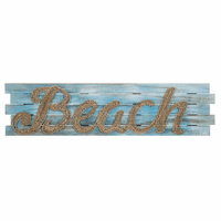 Beachy Groove Wall Décor