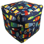Beacon Indoor/Outdoor Square Pouf