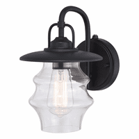 Bell Harbor Outdoor Wall Sconce - 7 Inch